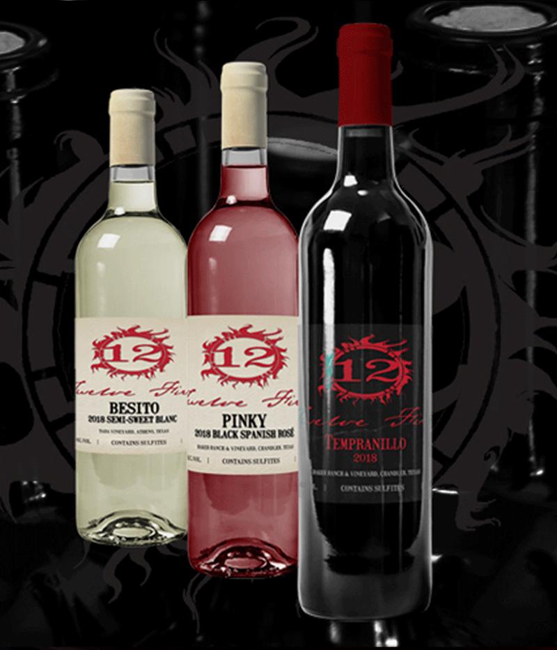 12 Fires Wine Club